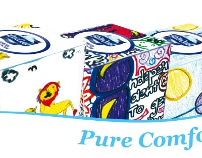 Kid Designed Facial Tissue Boxes + 12 Craft Ideas