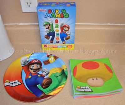 Mario Kart Party or Playdate