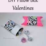 Use TP Tubes and duct tape to make Pillow Box Valentines