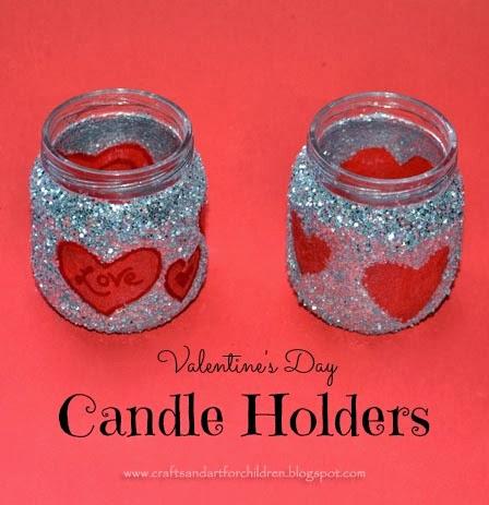 Diy Valentine's Day Treat Jar