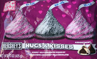 Hershey Kisses Valentines