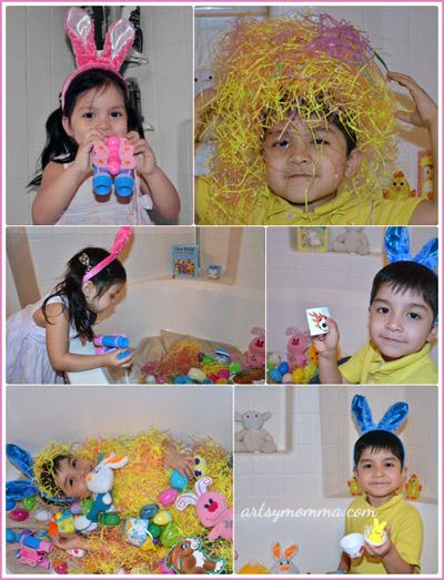 Easter Sensory Play