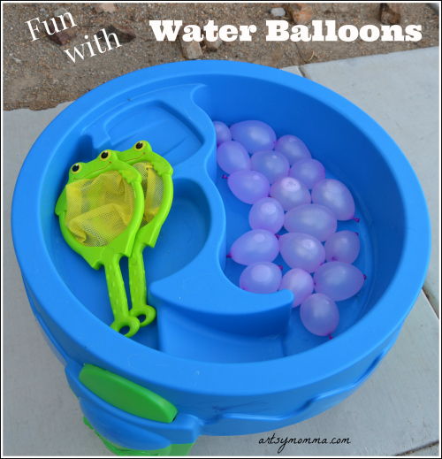 Water Balloon Games For Kids Artsy Momma