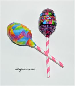 Cinco de Mayo Maraca Craft for Kids