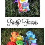 Cute Teddy Bear Party Favors