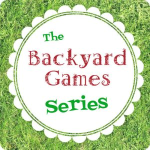Celebrate National Backyard Games Week with these ideas from a group of bloggers!