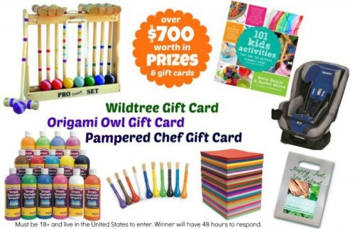 Huge Family-friendly Giveaway