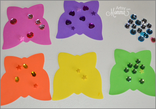Color Sorting Activity for Preschoolers