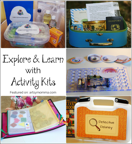 Top 10 Ways to Explore and Learn with Activity Kits
