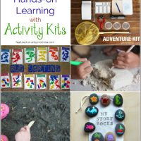 Top 10 Ways to Explore & Learn with Activity Kits this Summer