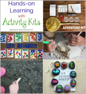Hands-on Learning with Activity Kits