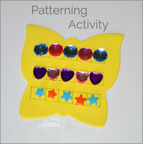 Patterning Activity for Preschoolers