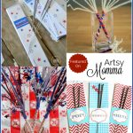 20 Fireworks Crafts for Kids including Sparklers!