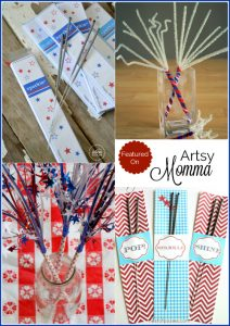 Sparkler Crafts for Kids