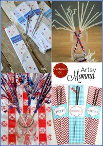 Sparkler Crafts for Kids