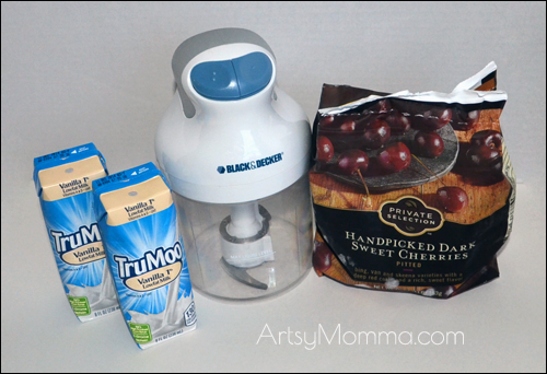 TruMoo Vanilla Recipe #sponsored