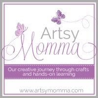 Artsy Moms and Kids blog