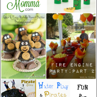 Fun Party and Play Activities for Boys! + Bewitchin' Projects Link Party 8/17