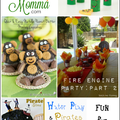 Fun Party and Play Activities for Boys!