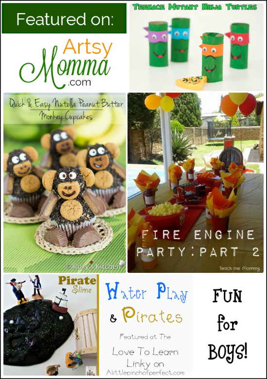 Fun Party and Play Activities for Boys
