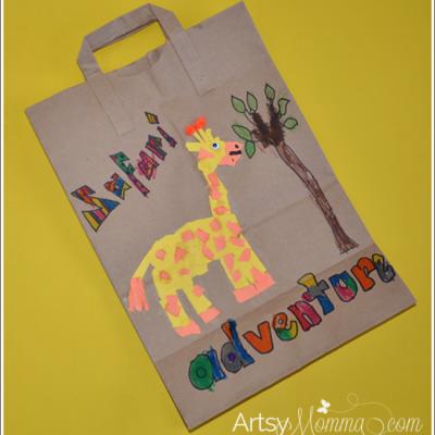 Safari Craft and Activities
