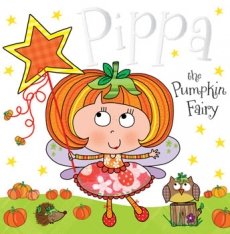 Pippa the Pumpkin Fairy Book