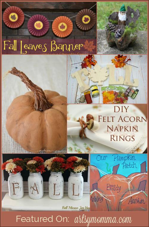 DIY Decorating Ideas for Fall