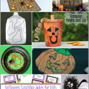Halloween Crafts for Kids