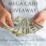 Mega Cash Giveaway with the KBN