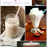 Shake and Smoothie Recipes | Bewitchin' Projects Linky 9/7
