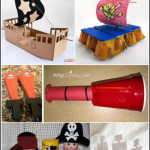 Talk Like a Pirate Day Crafts and Activities for Kids