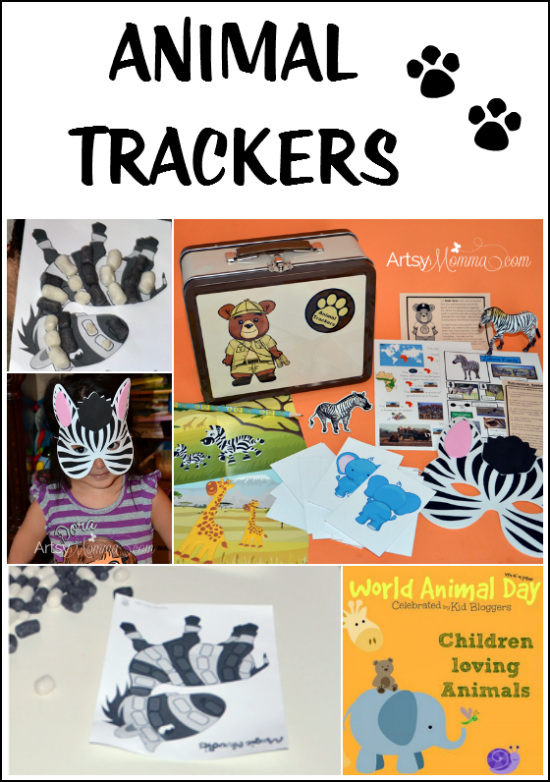 Animal Trackers Review - World Animal Day