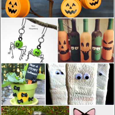 DIY Halloween Projects