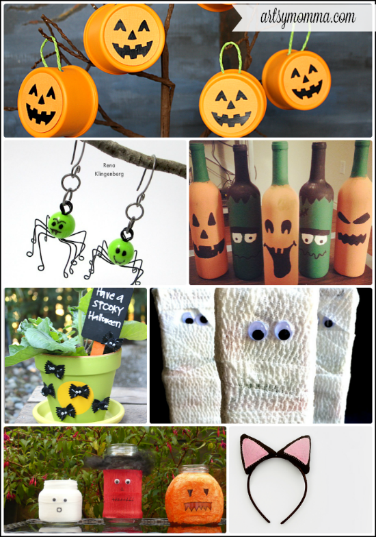 DIY Halloween Projects