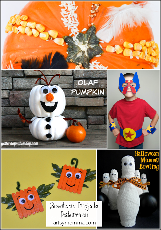 Fun Halloween Crafts for Kids