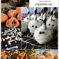 Fun Halloween Snacks for Kids  Bewitchin' Projects Linky 10/5
