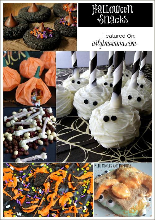 Fun Halloween Snacks for Kids