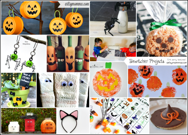 Halloween Activities and DIY Projects