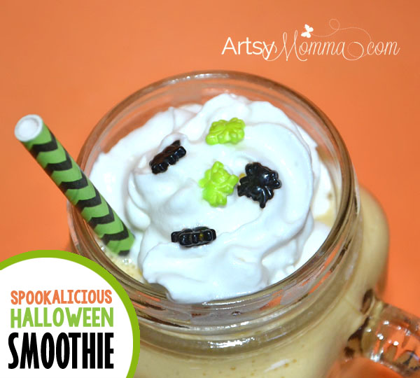 Halloween Smoothie Recipe
