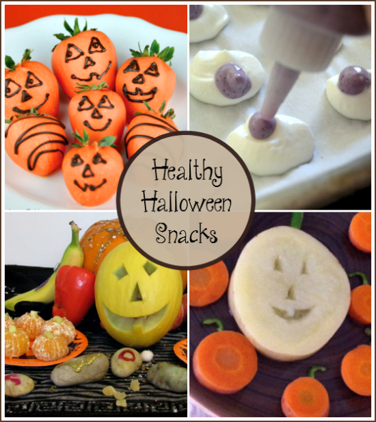 Healthy Halloween Snack for Kids