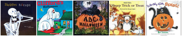 Cute Halloween Books for Kids