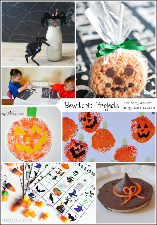 Last Minute Halloween Activities and Snacks