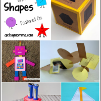 Preschool Activities: Learning with Shapes