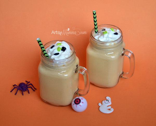 SPOOK-alicious Halloween Smoothie for Kids