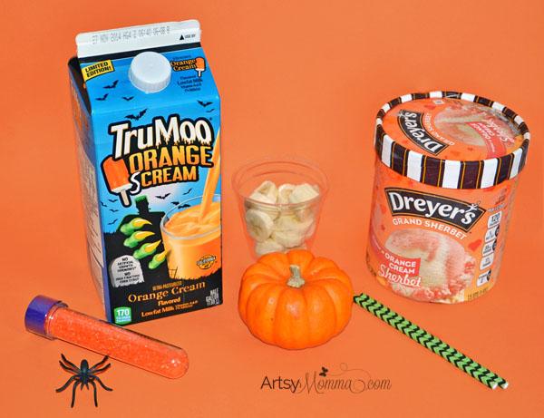 Candy Corn Smoothie Recipe
