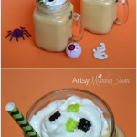 SPOOK-alicious Halloween Smoothie for Kids