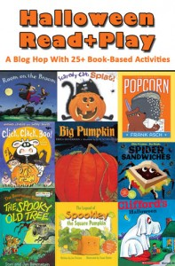 Halloween Books and Crafts for Kids