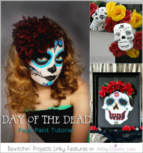 DIY Day of the Dead Sugar Skull Ideas