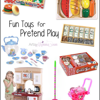 Fun Toys for Pretend Play! Gift Guide for Kids