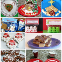 Top 10 Christmas Snacks made using Graham Crackers